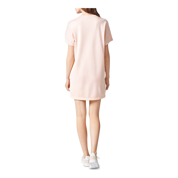 ADIDAS ORIGINALS adidas Originals Trefoil Logo T-Shirt Dress - adidas Originals Trefoil Logo T-Shirt Dress-Women
