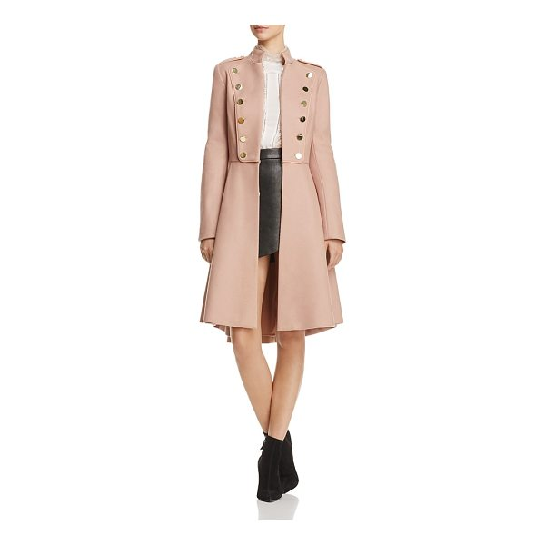 ALICE + OLIVIA Alice + Olivia Rossi Military Coat - Alice + Olivia Rossi Military Coat-Women