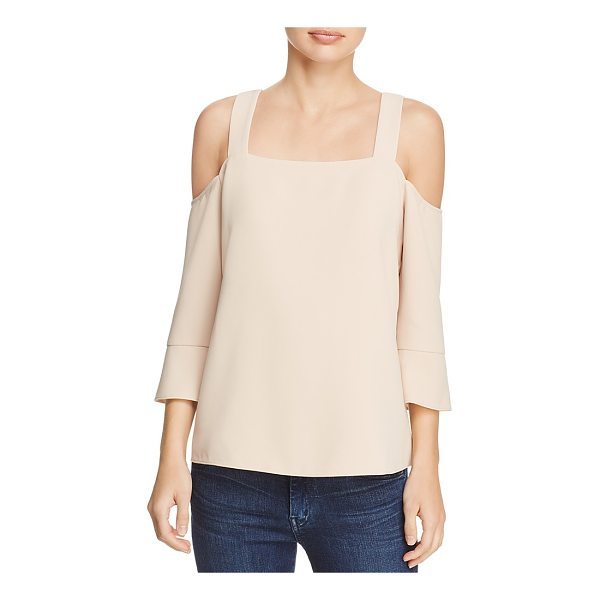 COOPER & ELLA Tilde Cold-Shoulder Top - Cooper & Ella Tilde Cold-Shoulder Top-Women