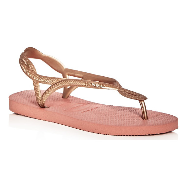 HAVAIANAS havaianas Women's Luna Thong Sandals - havaianas Women's Luna Thong Sandals-Shoes