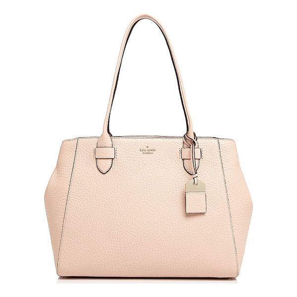 KATE SPADE NEW YORK kate spade new york Carter Street Ember Leather Tote - kate spade new york Carter Street Ember Leather...
