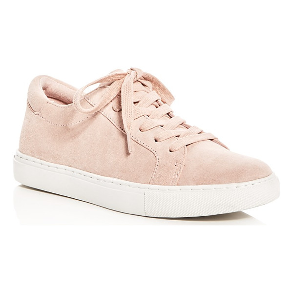 KENNETH COLE Kam Lace Up Sneakers - Kenneth Cole Kam Lace Up Sneakers-Shoes