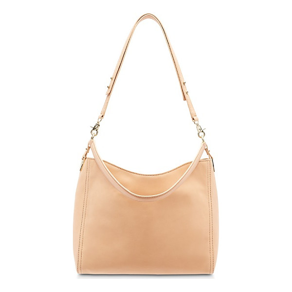 LOEFFLER RANDALL Mini Leather Hobo - Loeffler Randall Mini Leather Hobo-Handbags
