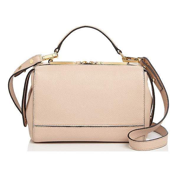MILLY Astor Soft Leather Satchel - Milly Astor Soft Leather Satchel-Handbags