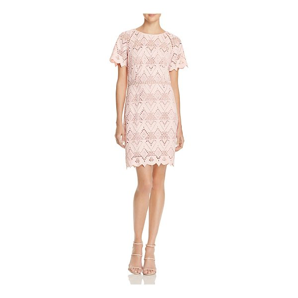 STYLE STALKER Elora Geometric Lace Dress - Stylestalker Elora Geometric Lace Dress-Women