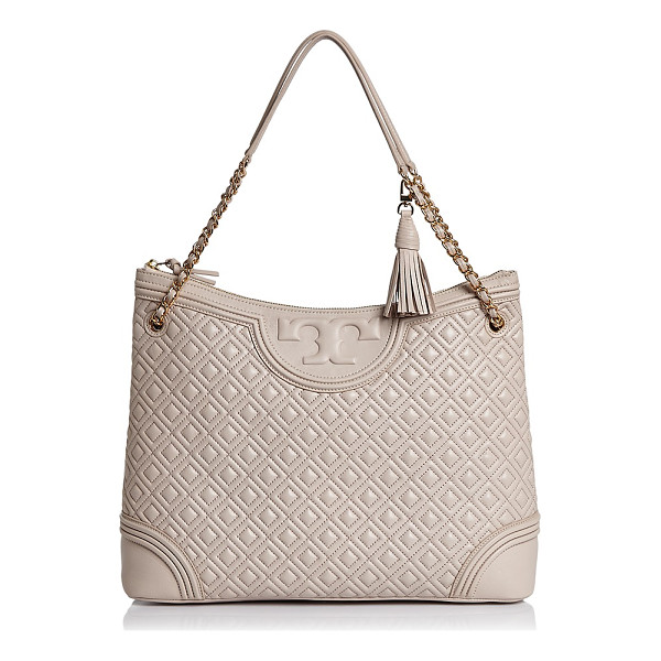 TORY BURCH Fleming Tote - Tory Burch Fleming Tote-Handbags