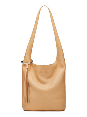 ELIZABETH AND JAMES Elizabeth And James Finley Courier Pebbled Leather Hobo