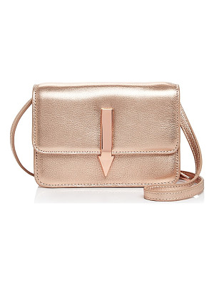 KAREN WALKER Millie Leather Crossbody