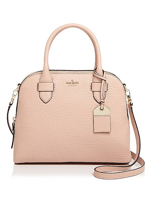 KATE SPADE NEW YORK Kate Spade New York Carter Street Ashleigh Small Leather Satchel