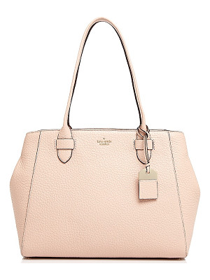 KATE SPADE NEW YORK Kate Spade New York Carter Street Ember Leather Tote