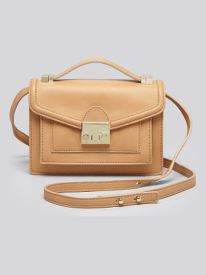 LOEFFLER RANDALL Rider Mini Nappa Leather Crossbody