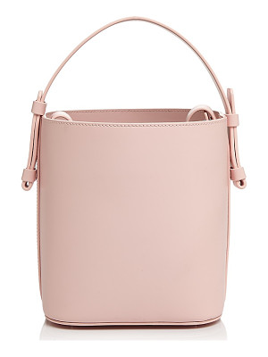 NICO GIANI Adenia Medium Leather Bucket Bag