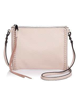 REBECCA MINKOFF Vanity Jon Leather Crossbody