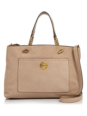 TORY BURCH Chelsea Suede Tote