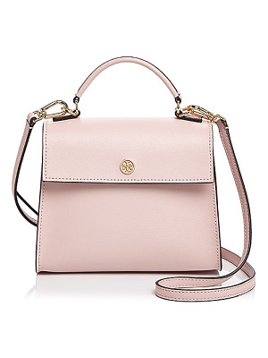 TORY BURCH Parker Small Leather Satchel