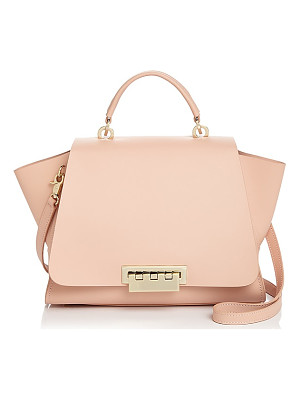 ZAC ZAC POSEN Eartha Soft Floral Strap Leather Shoulder Bag