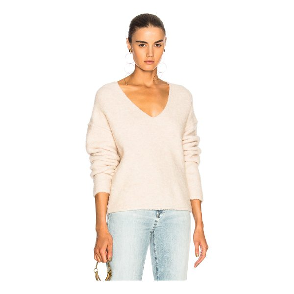 AG ADRIANO GOLDSCHMIED Skye Sweater - 58% wool 19% alpaca 19% nylon 4% spandex.  Made in China. ...