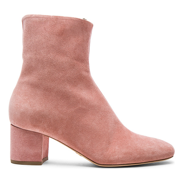 BROTHER VELLIES Kaya Boot - Suede upper with leather sole.  Made in Italy.  Shaft