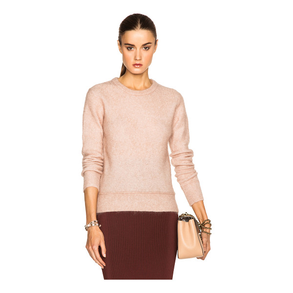 BY MALENE BIRGER Giant sweater - 34% wool 34% kid mohair 27% polyamide 5% elastan.  Made in...