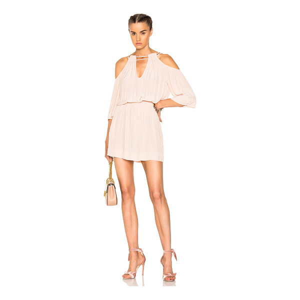 CALVIN RUCKER Gossip Folks Dress - Calvin Rucker is the eponymous label from the collaborative...