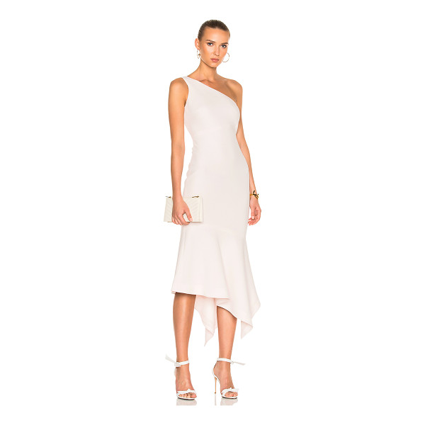 CINQ A SEPT Dulcina Dress - Self: 69% triacetate 31% poly - Lining: 100% poly.  Made in...