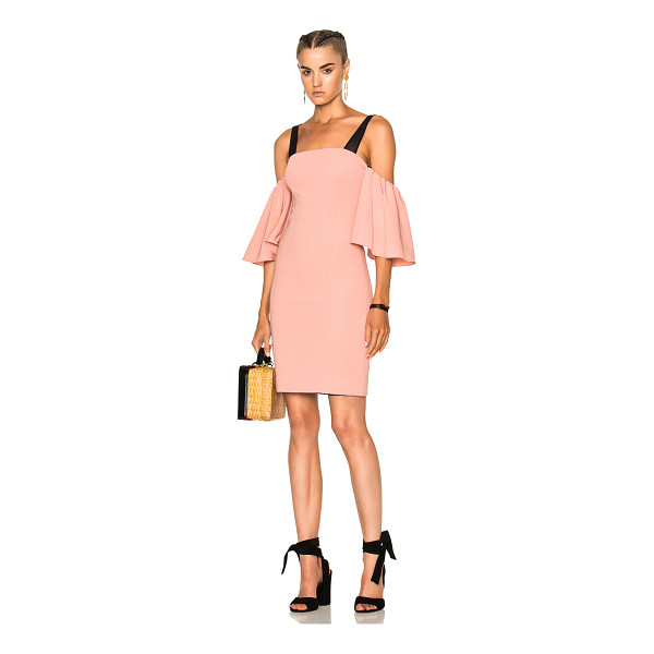 CINQ A SEPT Monroe Dress - Self: 69% triacetate 31% polyLining 1: 83% nylon 17%...