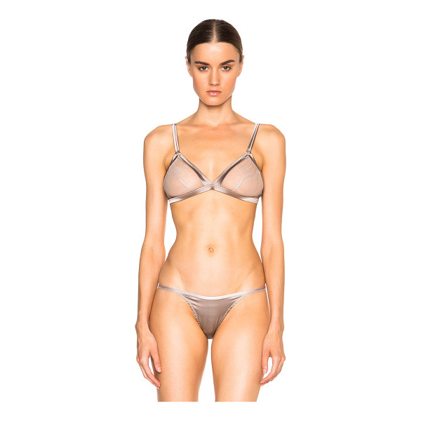 CURRICULUM VITAE Gemma bralette - The New York-based lifestyle brand redefines what is sexy,...
