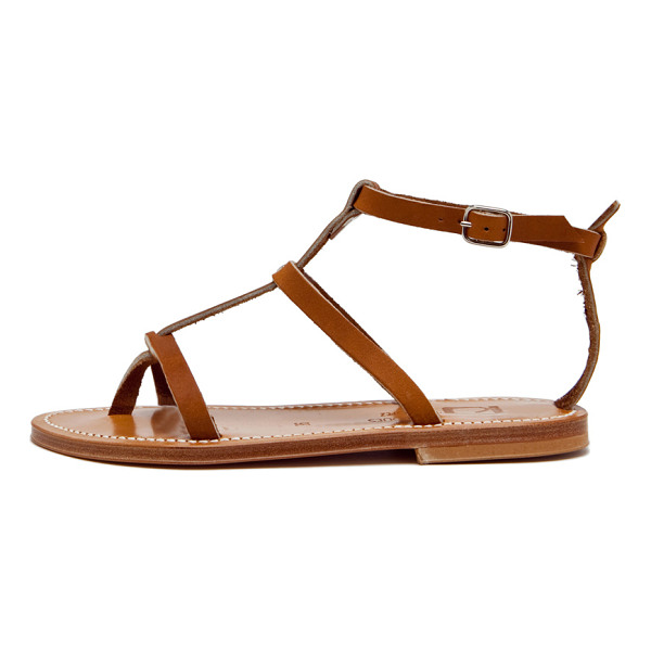 K. JACQUES K. Jacques Gina Leather Sandals - K Jacques footwear started with humble beginnings in 1933