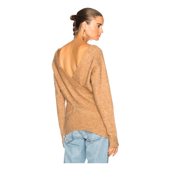 MARISSA WEBB Eliza Sweater - 34% wool 34% kid mohair 27% polyamide 5% elastan.  Made in...