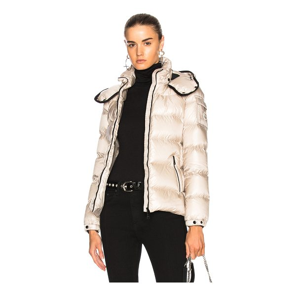 MONCLER Berre Jacket - Self & Lining: 100% polyamidePadding: 90% down 10% feather....