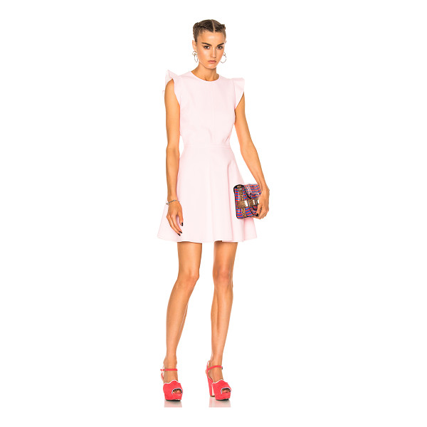 MSGM Dress - 55% poly 40% viscose 5% elastan. Made in Italy. Dry clean...