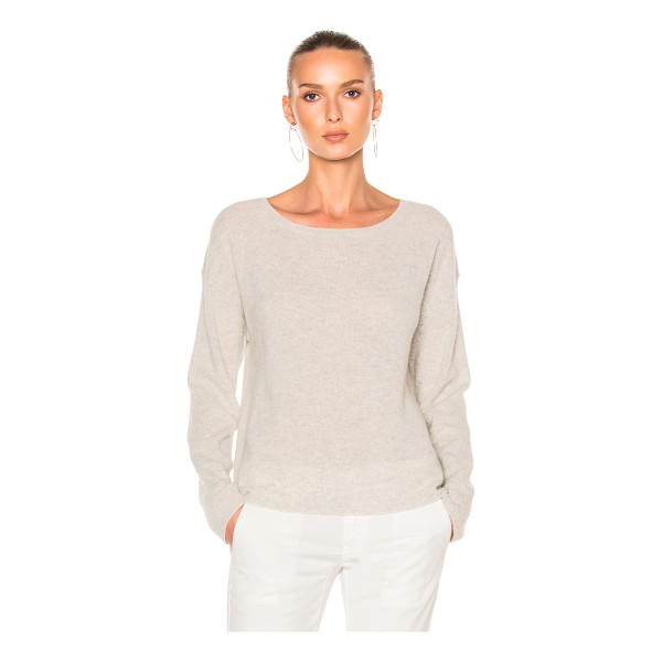 NILI LOTAN Nili Lotan Rylie Sweater - 100% cashmere.  Made in China.  Dry clean only.  Knit...