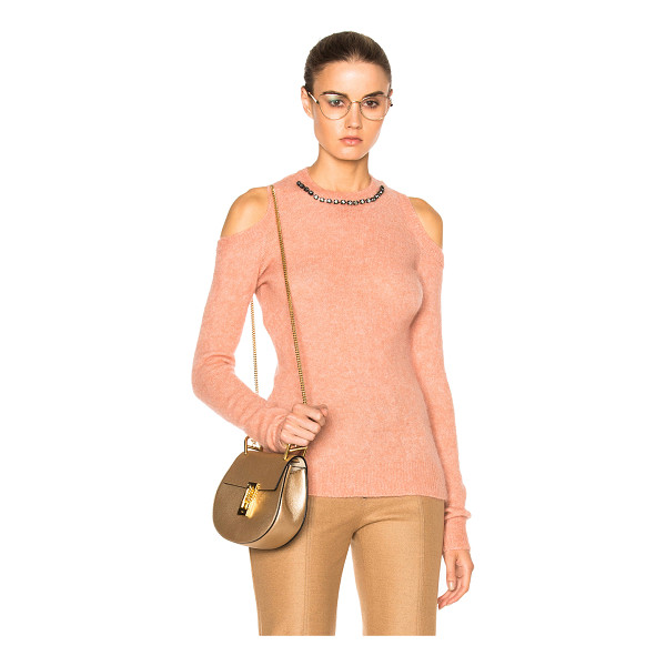 NO. 21 Embellished Sweater - With a keen eye for trends of the moment, No. 21 offers a...