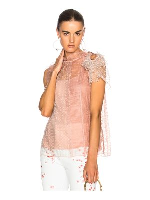 3.1 PHILLIP LIM Lace Patchwork Top
