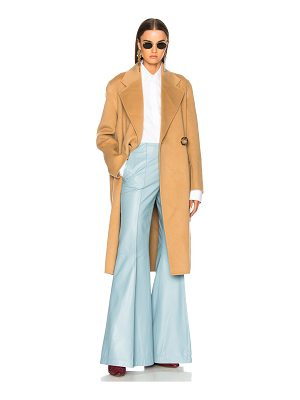 ACNE STUDIOS Carice Double Coat