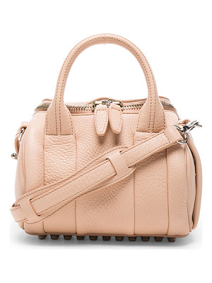Alexander Wang Mini Rockie Pebbled Bag