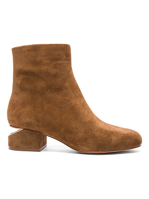 ALEXANDER WANG Suede Kelly Boots
