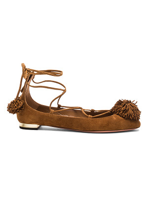 AQUAZZURA Sunshine Flat