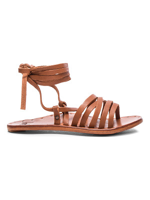 BEEK Leather Heron Sandals