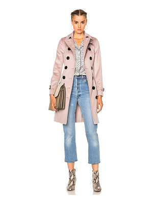 Burberry London Slim Trench Coat
