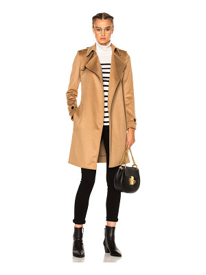 Burberry London Wrap Trench Coat