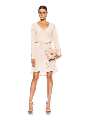 Calvin Rucker Emotional Rescue Poly Dress