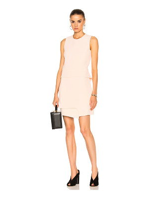 Carven Sleeveless Mini Dress