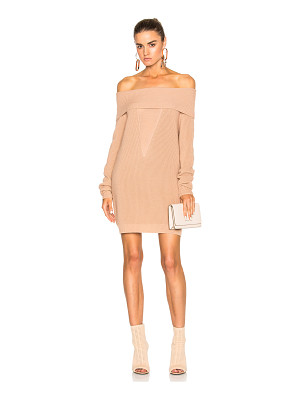 Cushnie et Ochs Off Shoulder Sweater