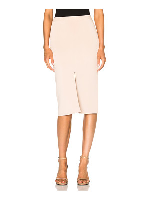 Dion Lee Reversible Split Density Skirt