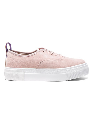 Eytys Suede Mother Sneakers