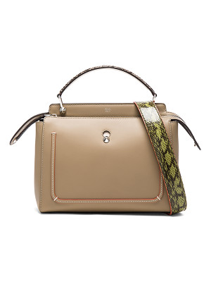 FENDI Elaphe Handle Bag