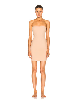 Fleur du Mal for FWRD Strapless Bodycon Slip