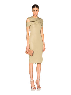 Givenchy GIVENCHY Jersey Off Shoulder Dress