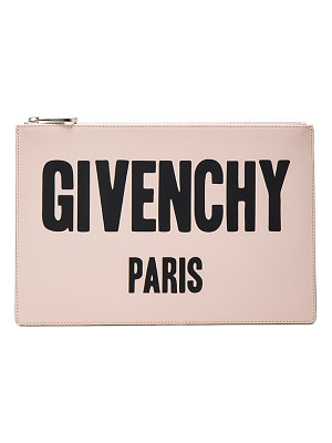 Givenchy Paris Printed Medium Pouch